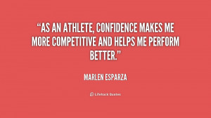 Athlete Quotes