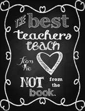 Image result for chalkboard teaching quotes