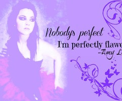 Amy Lee Quotes Tumblr Picture