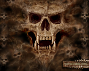 Skull Wallpapers With ...