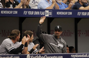 MLB: Chicago White Sox at Tampa Bay Rays