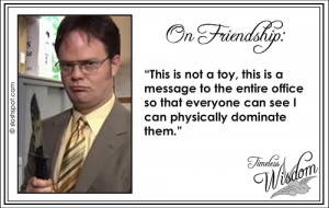 the office quotes dwight schrute