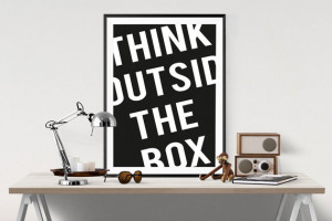 ... Think Outside the Box