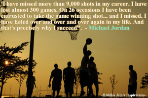 ... Michael Jordan. When you think of MJ, you most-certainly don't think
