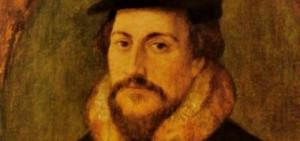 John Calvin Predestination John calvin holbein