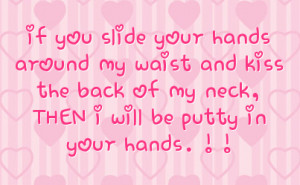 Neck Kissing Quotes