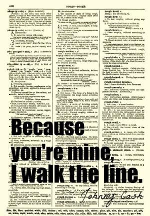 Johnny Cash Lyric Quotes