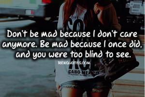 love quotes don t be mad love quotes don t be mad