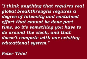 Peter thiel famous quotes 2