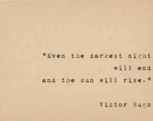 ... Quote - Inspirational Quote - Life Affirming Quote - Literary Quote