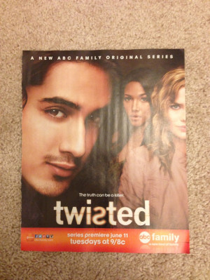 Twisted June 11 2013 new abc family original series