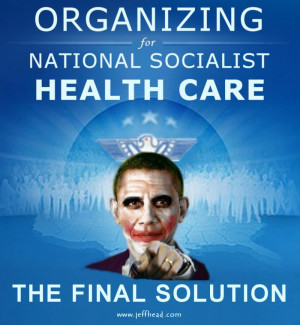 SHOCKING, CITED QUOTES FROM OBAMA'S CHIEF HEALTH CARE ADVISOR