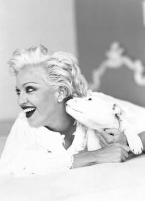 Patrick Demarchelier, 1994: Madonna
