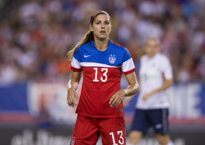 Back > Quotes For > Alex Morgan Quotes About Soccer