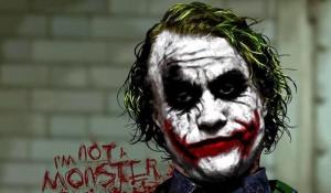 not a monster. Batman Quotes | Joker Quotes