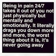 physical pain quotes - Google Search More