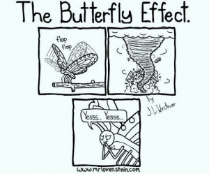 Tornado The Butterfly Effect Come and rescue Stay Classy, Australia ...