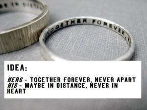 , Quotes Idea, Promise Rings Quotes, Cute Quotes, Anniversaries Rings ...
