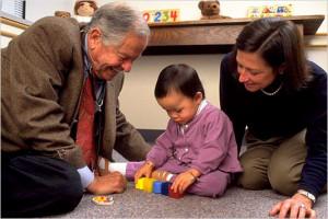 For years, pediatrician Dr. T. Berry Brazelton has calmed nervous ...