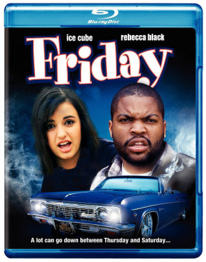 Rebecca Black: Friday by mexicanpryde2000