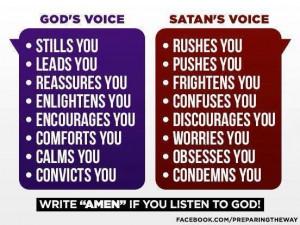 ... , God Words, Quotes, Faith, Jesus, Truths, Satan Voice, God Voice