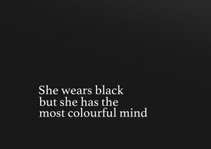 girls girl Black and White quotes words dream dreams black Grunge dark ...