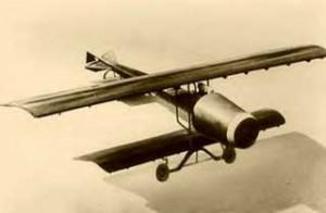 Coanda 1910 - Worlds First Jet Airplane