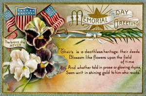Amazing Memorial Day Quotes: Memorial Day Quote And The Picture Of ...