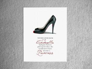 Christian Louboutin & Cinderella