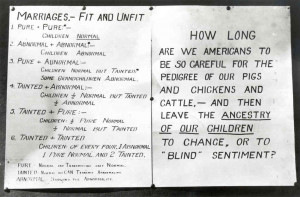 Found In The Archives: America's Unsettling Early Eugenics Movement
