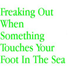 am terrified of the ocean for this reason!