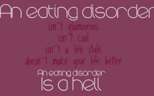 beginning of NEDAwareness Week which aims to prevent eating disorders ...
