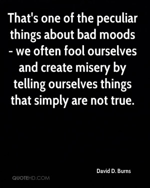 Quotes About Bad Moods