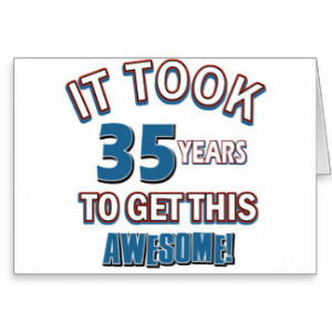 35 Birthday Cards, 35 Birthday Card Templates, Postage, Invitations ...