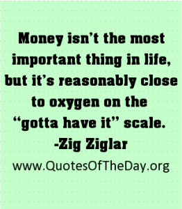 More Funny Quotes About Money