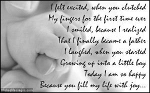 Happy Birthday Son Poems Quotes Beautiful birthday quote for