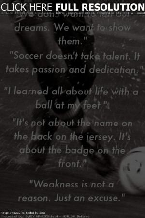 Soccer Quotes About Passion