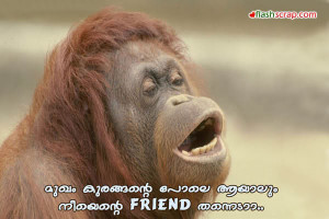 funny friendship quotes in malayalam
