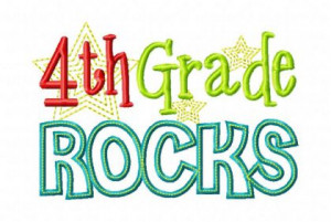 Home By Category Back To School Fourth Grade Rocks