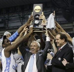 Coach Roy Williams