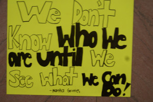 Positive School Quotes For Students