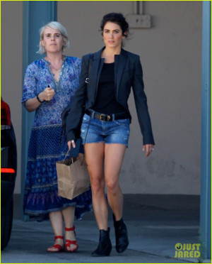 Full Sized Photo of nikki reed shopping friend diet quotes 03 ...