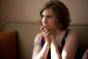 Hannah Comes Unzipped: OCD Puns on Last Night's Girls