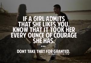 girl like u Boy Girl Like Love Love quote Positive Quote ...