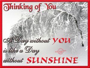 thinking of you quotes always thinking of you quotes thinking of you ...