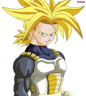 Trunks Dragon Ball