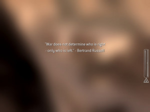 At least you get some awesome quotes on your death screen. Expect to ...