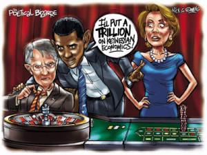 Judgment Day for Keynesian Economics