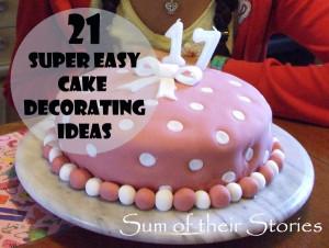 round christmas cake decorating ideas