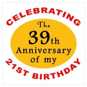 60th birthday | 60th Birthday Sign Quotes http://www.cafepress.com ...